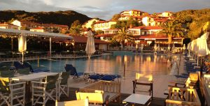 Uranopolis Hotel Aristoteles Holiday Resort & Spa 4*